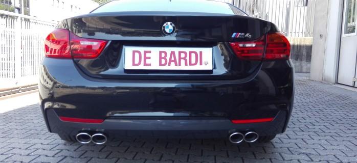 SCARICHI ARTIGIANALI – COSTRUZIONE BMW