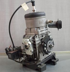 Motore Maxter 100 cc