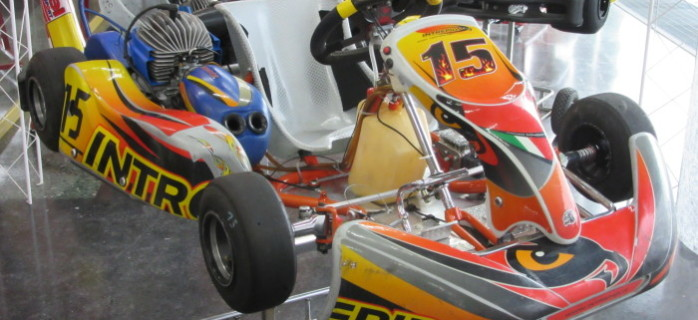 Kart 60 Mini Intrepid – Iame